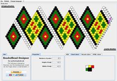Вязанные Бусины - систематизация | biser.info - всё о бисере и бисерном творчестве