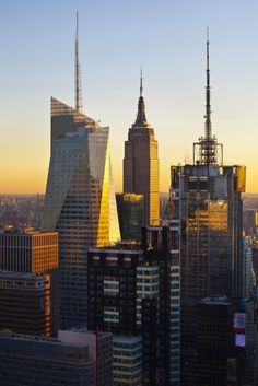 Bank of America Tower at One Bryant Park / Cook + Fox Architects,© David Sundberg / Esto