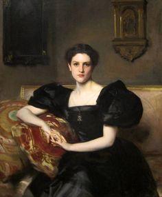 RETRATO DE ELIZABETH ASTOR WINTHROP CHANDLER John Singer Sargent, 1893