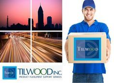 Tilwood offers logistics, warehousing, packaging, shipping and other business fulfillment services that ensures your satisfaction.  #fulfillmentontario #fulfillmentreverselogistics
