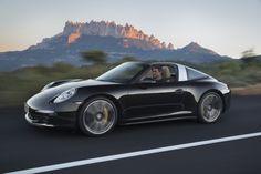 포르쉐, 19초 만에 지붕 열리는 '뉴 911 타르가' 시판