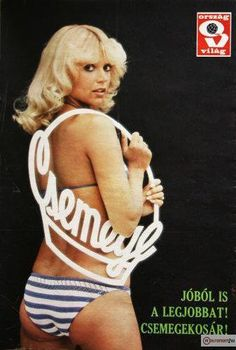 Csemege Vintage Advertisements, Vintage Ads, Vintage Posters, Vintage Photos, 80s Ads, Restaurant Pictures, Pin Up, Funny Adult Memes, Pulp Fiction Book