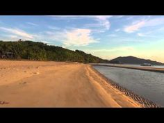 Virtual Walks - Paradise Beaches for indoor walking, treadmill and cycling workouts - YouTube