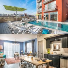 One bedroom starting at $1200 and two bedrooms starting at $1845. No app fees or deposit!