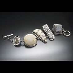 Nancy Blair is the designer. I really like the choices of stones.