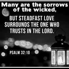 Psalm 32:10