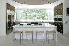 Modern Farmhouse by Betty Wasserman Gorgeous kitchen! My dream kitchen! Aline