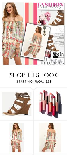 """""""Shein2"""" by angel-a-m ❤ liked on Polyvore featuring vintage"""