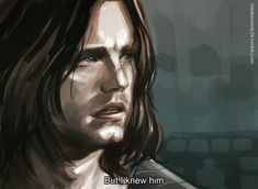 Captain America: The Winter Soldier - I knew him by maXKennedy.deviantart.com on @deviantART