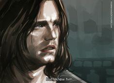 Captain America: The Winter Soldier - Bucky Barnes
