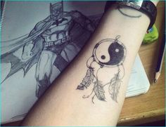 30+ Mysterious Yin Yang Tattoo Design and Ideas