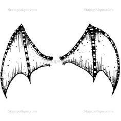 Bat Like Wings