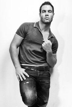 Fabrice Contrebande Fashion model