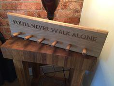 Manila Rope, Oak Bench, You'll Never Walk Alone, Solid Oak, Garden, Garten, Lawn And Garden, Gardens, Gardening