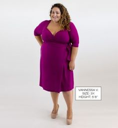 Launched in the 4th quarter of 2011, the Real Curves section of Kiyonna.com now gives customers the visual ability to imagine the garment on themselves. As a clothing company committed to dressing curvy women, the team does not believe that shape sketches or singular posed photos can dynamically represent their diverse customers. Real Curves provides photos of real women of different sizes, statures, ethnicities and age in order to help the customer envision Kiyonna'sTM clothes on…