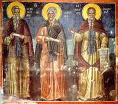 Theophanis - Monastery of Stavronikita - Mount Athos, Greece - cent. Types Of Art, Christianity, Saints, Pictures, Painting, Image, Anthony Michael, Literacy, Greece