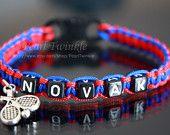Djokovic Fan Bracelet Australian Open by PearlTwinkle on Etsy