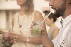 Cocktail pot confiture