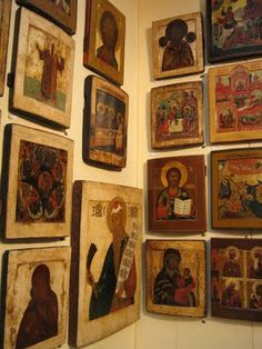 Icon corner #icons #christianity #prayer