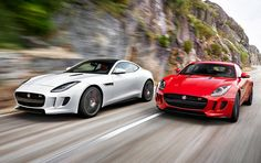 Jaguar is considering a lighter F-Type Coupe model that will carry the Club Sport nameplate. Read more about the Jaguar F-Type Coupe Club Sport here. Jaguar Sport, New Jaguar F Type, Jaguar Cars, Auto Motor Sport, Sport Cars, Motor Car, Sports Car Wallpaper, Top Cars, Brazil
