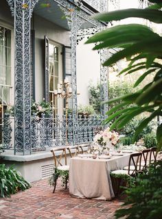 A Secret Garden Inspired Wedding Reception