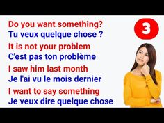 French Language Lessons, French Phrases, Learn English, The Creator, Learning, Projects To Try, Learning English, Quotes In French, Studying