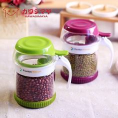 Cheap Storage Bottles & Jars on Sale at Bargain Price, Buy Quality kitchen textile, kitchen hand soap dispenser, kitchen reference from China kitchen textile Suppliers at Aliexpress.com:1,Brand Name:KAWASIMAYA 2,Material:Glass 3,Packaging:1 4,Size:L 5,Type:Storage Bottles & Jars Glass Spice Jars, Glass Jars, China Kitchen, Dark Home Decor, Cheap Storage, Quality Kitchens, Kitchen Supplies, Bottles And Jars, Multifunctional