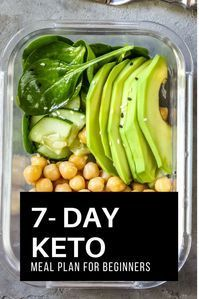 Ketogenic Diet for Beginners 7 Day Meal Plan Looking for keto diet tips for beginners? Check out this easy Free keto diet meal plan for week one! Includes ketogenic diet recipes for breakfast lunch and dinner! Awesome tips for beginners with keto f Ketogenic Diet Meal Plan, Ketogenic Diet For Beginners, Keto Diet For Beginners, Keto Meal Plan, Diet Meal Plans, Diet Menu, Paleo Diet, Ketogenic Foods, Ketogenic Breakfast