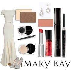 """""""Mary Kay Red Carpet"""" by marykayus on Polyvore I can help you with all your skincare and beauty needs! www.marykay.com/drfjohnson"""
