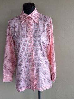 Check out this item in my Etsy shop https://www.etsy.com/listing/227571021/1970s-alfred-dunner-salmon-pink
