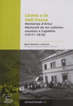 Llums a la Vall Fosca Martí Boneta
