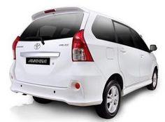 Toyota Avanza All New 2013