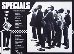 The Specials on two-tone, 1980