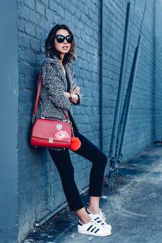 VivaLuxury - Fashion Blog by Annabelle Fleur: POKER FACE
