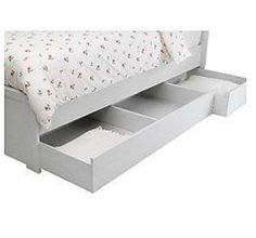 Birkeland seng 180x200 cm ikea soverom pinterest bed frames bedrooms and house - Ikea letto brusali ...