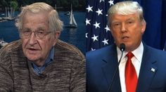 World-famous political theorist Noam Chomsky did not mince his words when it came to his thoughts on Donald Trump's shocking electoral victory last week.