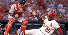 Cardinals' defense struggles in 6-3 loss to Red Sox #Sport #iNewsPhoto