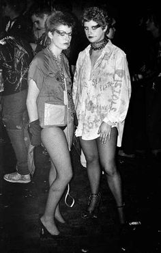 Punkettes at The Roxy, London '77