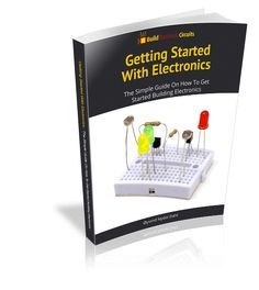 30 led projects designs schematics e book and electronic symbols rh pinterest com Electronic Circuit Symbols Simple Electronic Circuits