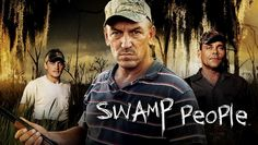 HISTORY - SWAMP PEOPLE