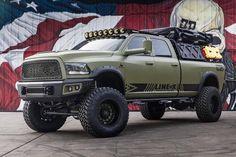 One Stop Classic Car News & Tips – Worldwide classic cars. Dodge Ram 2500 Cummins, Dodge Diesel Trucks, Dodge Ram Diesel, Ram Trucks, Cool Trucks, Pickup Trucks, Ford Diesel, Overland Truck, Gta
