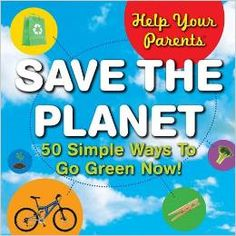 "By Playbac - The first green guide for kindergarteners and first-graders who are ready to get busy and make a difference. An uncomplicated guide for kids who know they ""know better,"" How to Help Your Parents Save the Planet is filled with actions you can take immediately and implement easily. With a focus on the Three R's—Reduce, Reuse, and Recycle—this is the perfect introduction to a lifetime of care and nurturing of planet Earth"