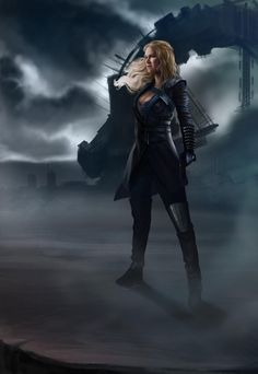 Clarke Griffin the 100 Clarke The 100, Lexa E Clarke, Eliza Taylor, Best Tv Shows, Favorite Tv Shows, Photomontage, Lincoln And Octavia, Die 100, The 100 Show