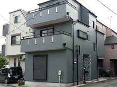 東京都葛飾区の外壁塗装・屋根塗装工事の施工後