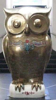 G'Owld - Inside Birmingham Museum & Art Gallery