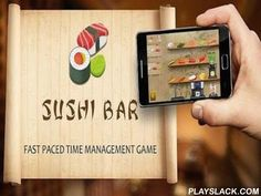 Sushi Bar  Android Game - playslack.com , Become the cook of your own sushi bar.   You have a set of elements and having  them you will be able to gain the most unannounced collection of sensations.   Watch your outsiders, pay attention to their sensations and astonishment them.   On the achieved  cash get brand-new elements of the bill and you will be able to upgrade your abilities even more.