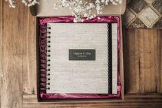 Album, libro de firmas, boda, donostia, gipuzkoa