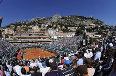 Monte Carlo Country Club.  #tennis