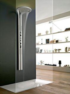 Shower column AMETIS by Graff Europe West | #Design Davide Oppizzi #bathroom #welness