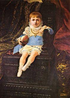 Pedro Américo - Dom João IV infante, Duque de Bragança - 1879 - João IV de Portugal – Wikipédia, a enciclopédia livre